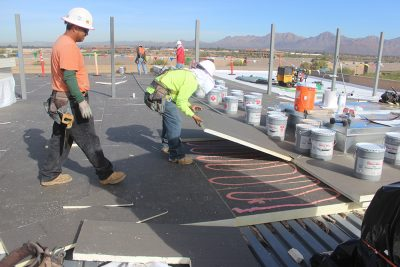 Commercial Industrial Roofing Phoenix John Plescia